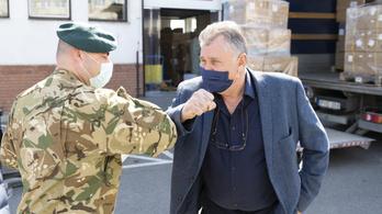Elkapta a koronavírust a kijelölt nyíregyházi covid-kórház főigazgatója
