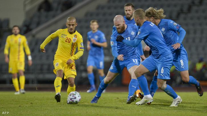 Izland hazai pályán győzte le Romániát