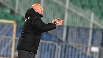 Marco Rossi: Szerencsések voltunk, ennek köszönhetően nyertünk