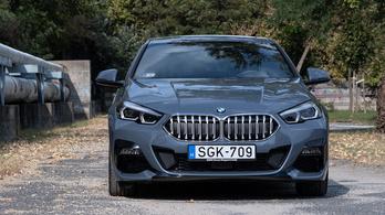 Teszt: BMW 220d Gran Coupé – 2020.