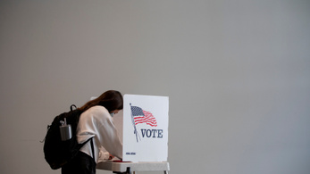 Évszázados részvételi rekord várható az amerikai elnökválasztáson