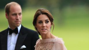 Vilmos herceg 2007-ben telefonon szakított Kate Middletonnal