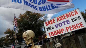 A gazdasági kilátások a vírusnál is jobban foglalkoztatják az amerikai szavazókat