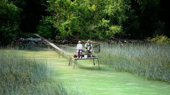 Lázonganak a horgászok, egyre kevesebb a pecahely a Balatonnál