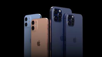 Közeledik az iPhone 12-bejelentés