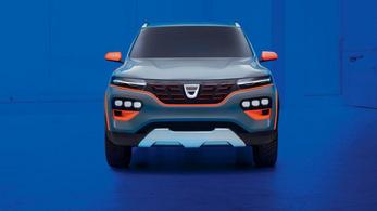 Magyarországon is rendelhető lesz az új elektromos Dacia