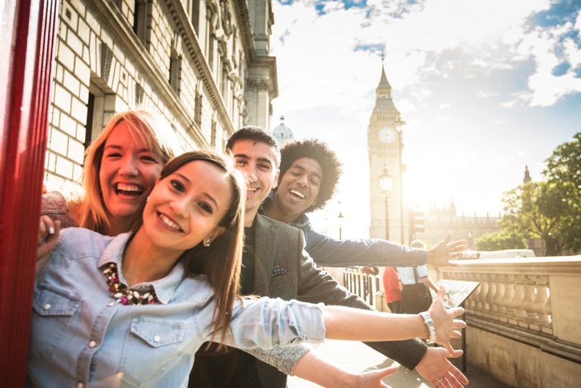 london diákok