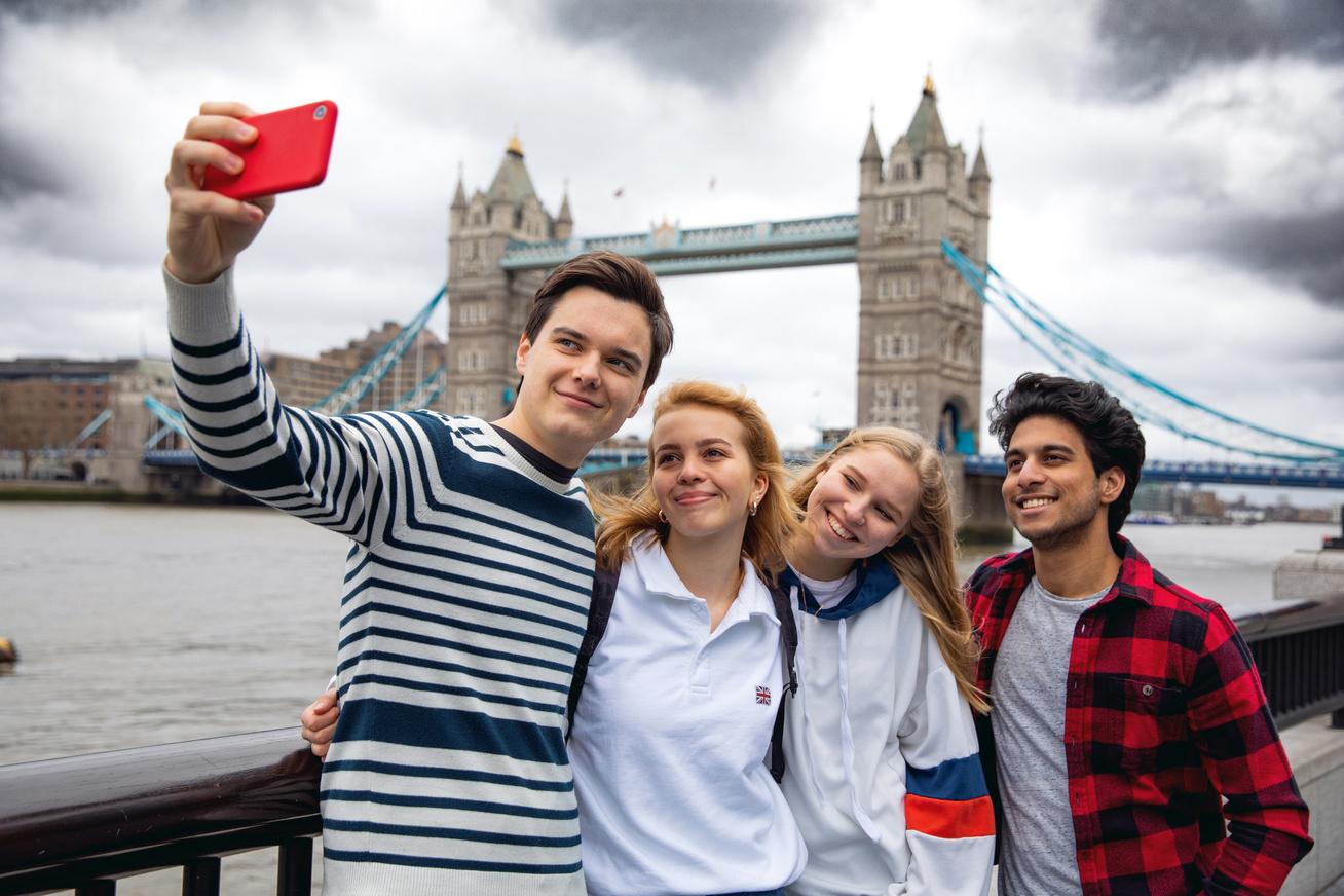 diákok london
