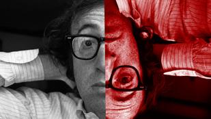 Woody Allen könyvében magyarázkodik fogadott lánya zaklatásáról