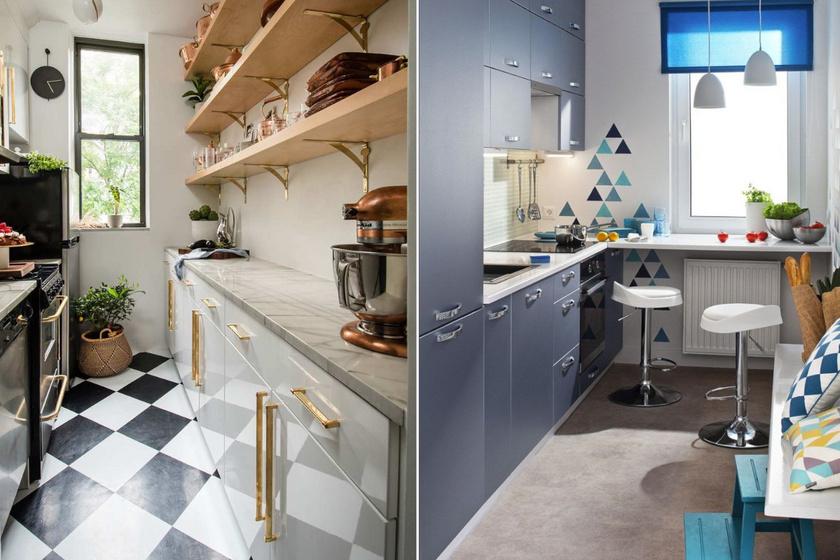 Picike, de mesés konyhák: így lehet még a panelkonyha is tökéletes