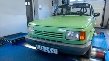 Totalcar Erőmérő: Wartburg 1,3S