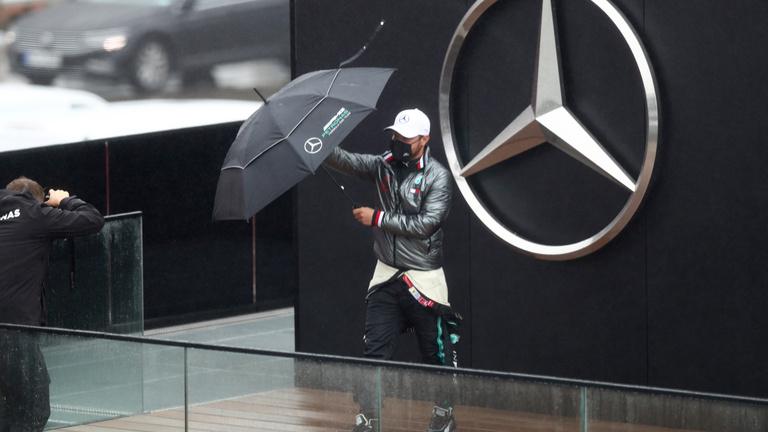 Mindkét pénteki szabadedzés elmaradt az F1-es Eifel Nagydíjon