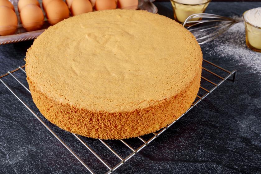 A jó piskóta levegős és nem esik össze – Mindig jó alaprecept, amiből torták és tekercsek készülhetnek