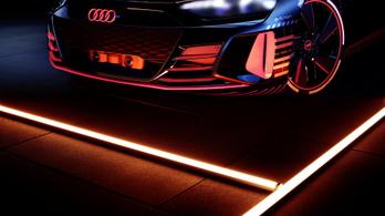 Kiderült néhány új részlet az Audi E-tron GT-ről