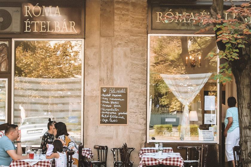 Mi a titka a Róma ételbárnak? Fél éve, hogy újranyitott a legendás vendéglő