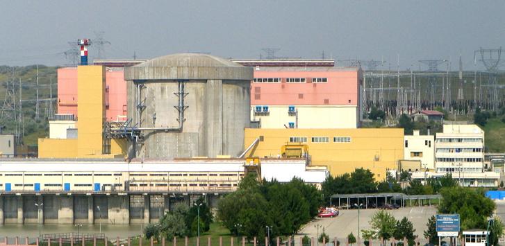 A cernavodai atomerőmű