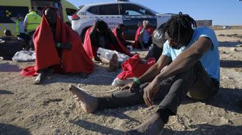 Hétszáznál is több illegális határátlépő egy nap alatt a Kanári-szigeteken