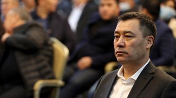 Kinevezték a kirgiz miniszterelnököt