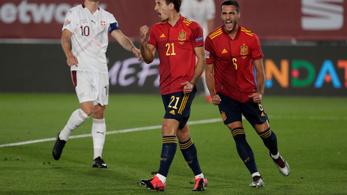A spanyolok és a németek is nyertek a Nemzetek Ligájában