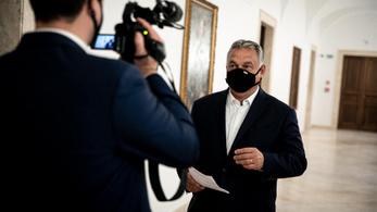 Orbán Viktor: Felfutás. Ez jellemezte az elmúlt két hetet