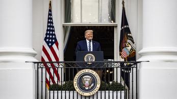 Donald Trump: Örökre elpusztítjuk a vírust a világ minden szegletében