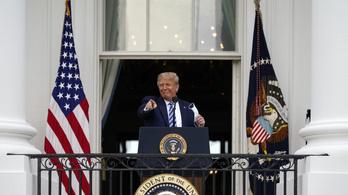 A tálibok Donald Trumpot támogatják