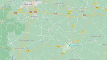 Összeütközött két kisrepülőgép Franciaországban, öt ember szörnyethalt