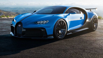 Leállították az új Bugatti fejlesztését