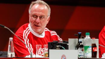 Karl-Heinz Rummenigge: a Bundesliga már sosem lesz az, ami volt