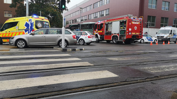 Rollerest gázolt halálra egy busz a Fehérvári úton