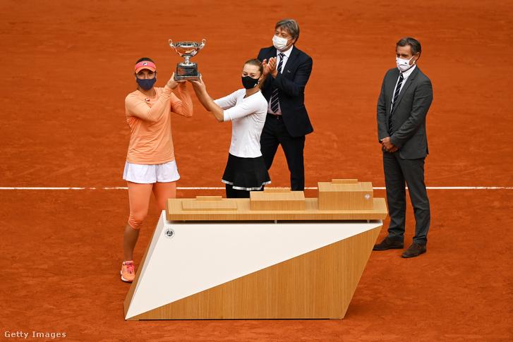 Babos Tímeáék megvédték címüket a Roland Garroson