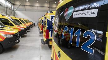 Másodjára sikerült nyertes tendert beadni a 3,2 milliárd forintos mentőautó-beszerzésre
