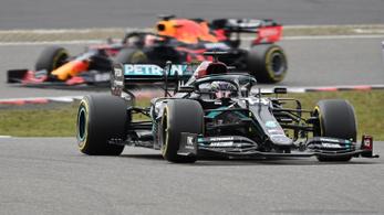 Lewis Hamilton történelmi győzelmével zárult az Eifel Nagydíj
