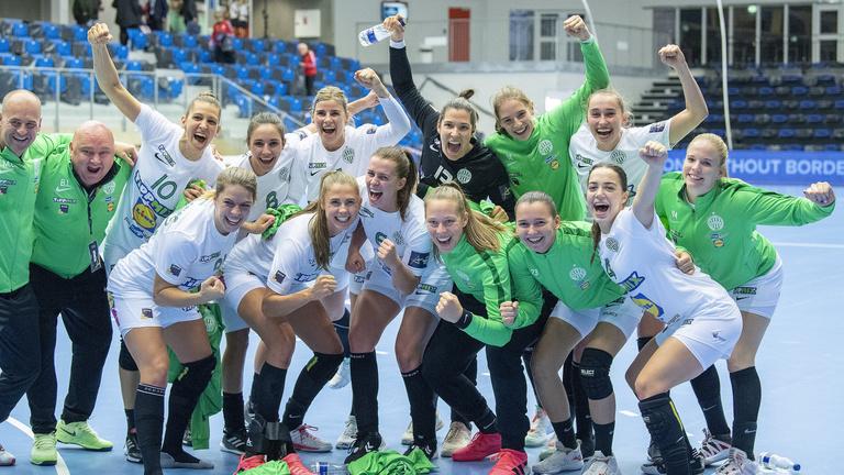 Óriási bravúr: idegenben győzött a tartalékos Ferencváros a női kézi-BL-ben