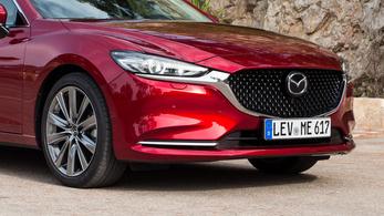 Hamarosan eltűnhet a dízelmotor a Mazda 6-ból