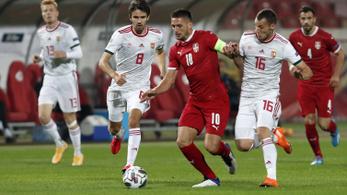 Sztárokkal érkezik Budapestre a szerb fociválogatott