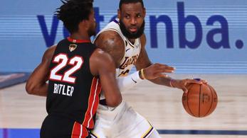LeBron James Jordan trónját veszélyezteti