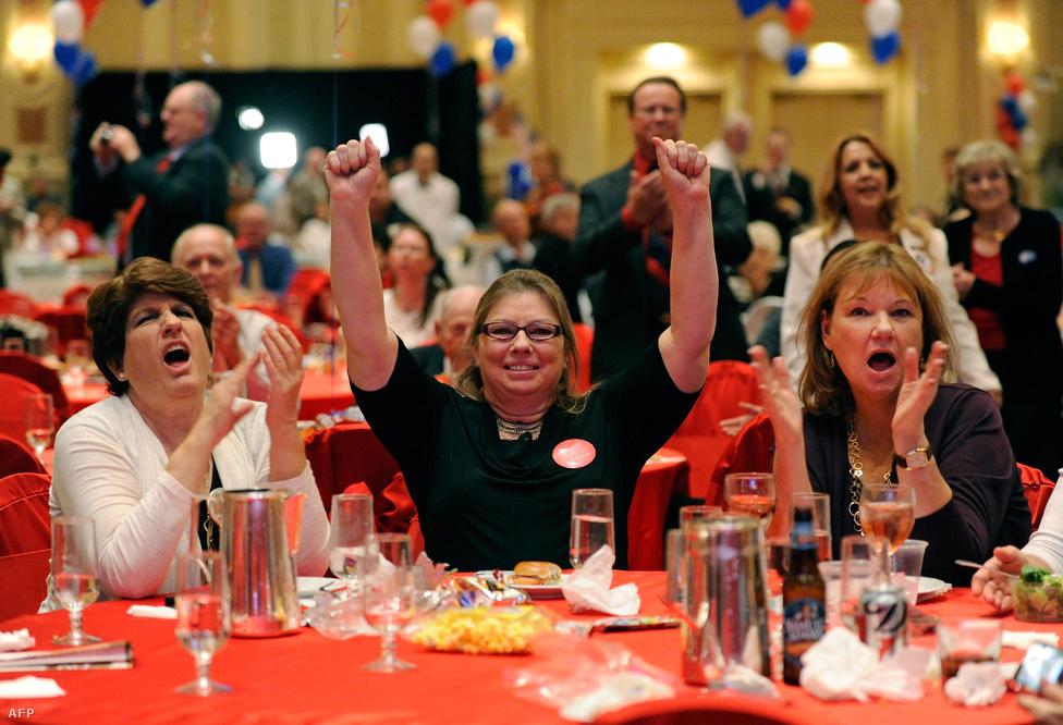 Nevadai Romney-drukkerek örülnek, pedig végül Obama húzta be Las Vegas államát.