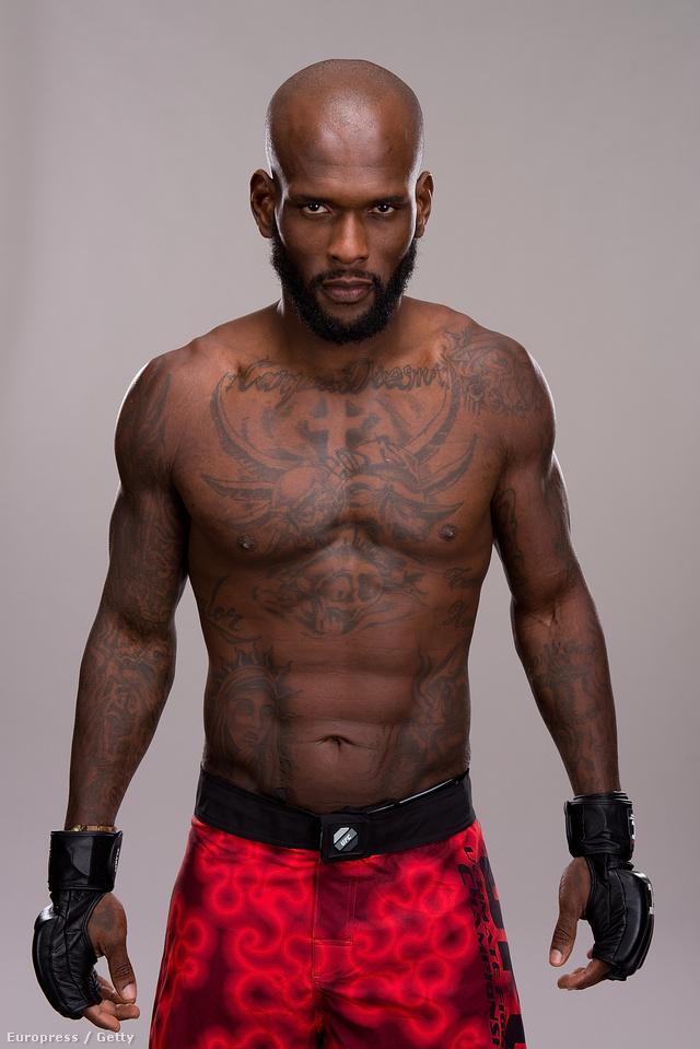 Cortez Coleman, az Ultimate Fighter 16. évadjának egyik versenyzője