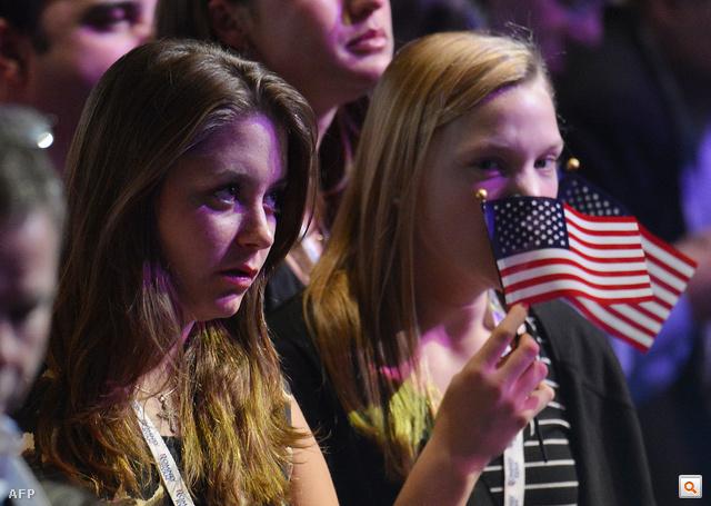 Csalódott republikánus szavazók az első eredmények után - képes összefoglalónk az éjszakáról