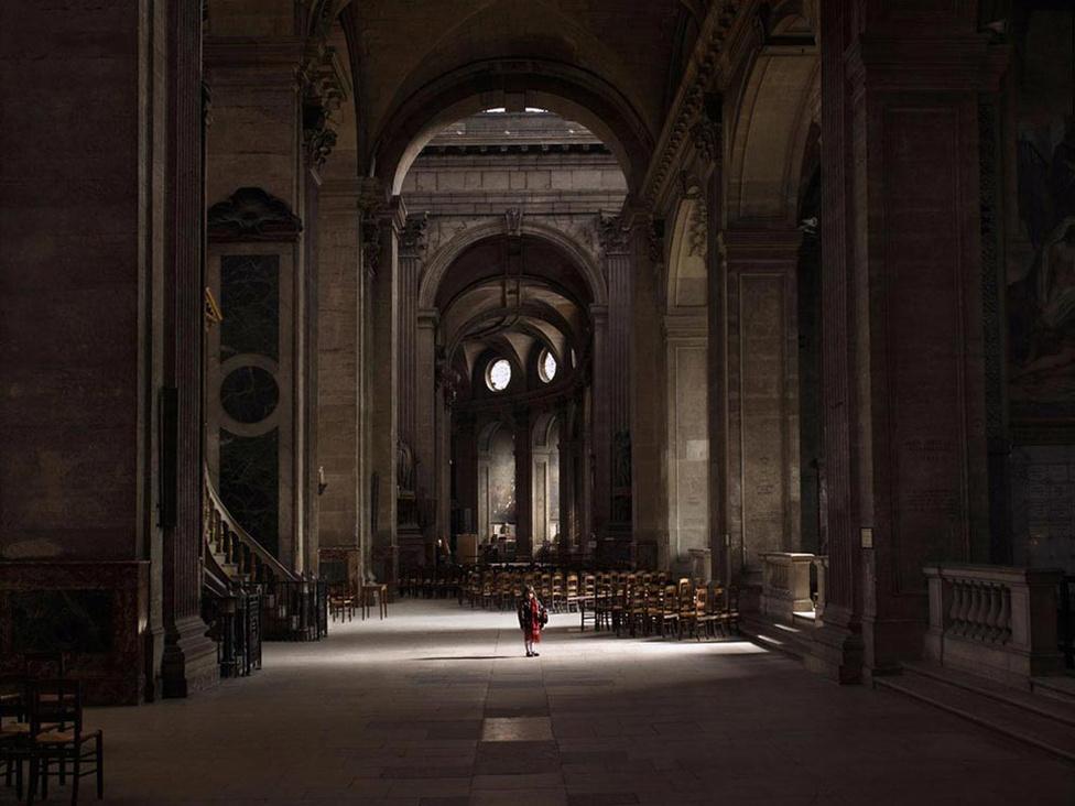 Párizsi templom