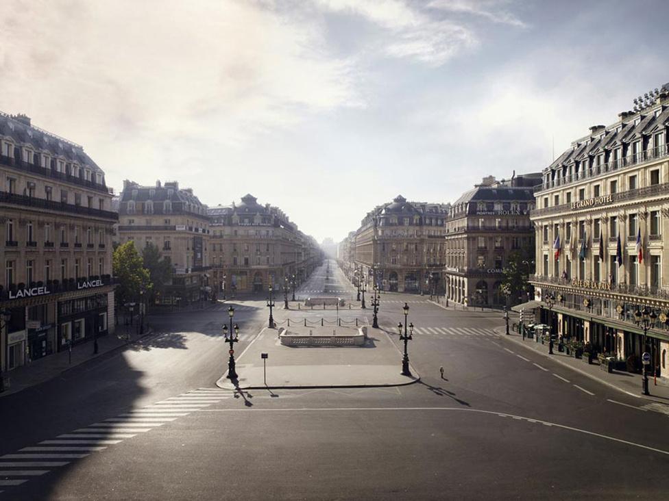 Place de l'Opera, Párizs