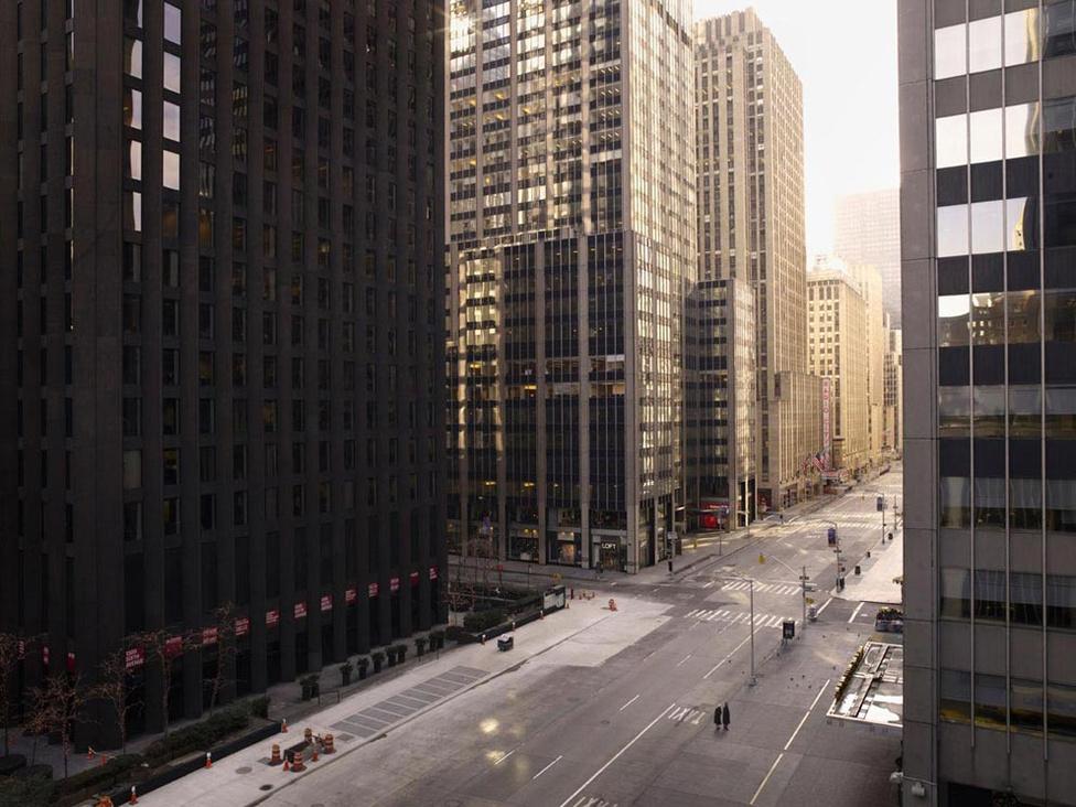 Sixth Avenue, New York
