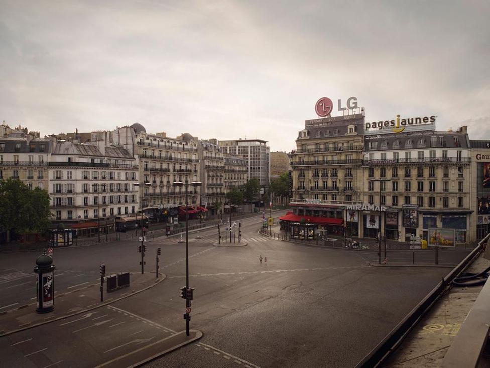 Place Montparnasse, Párizs