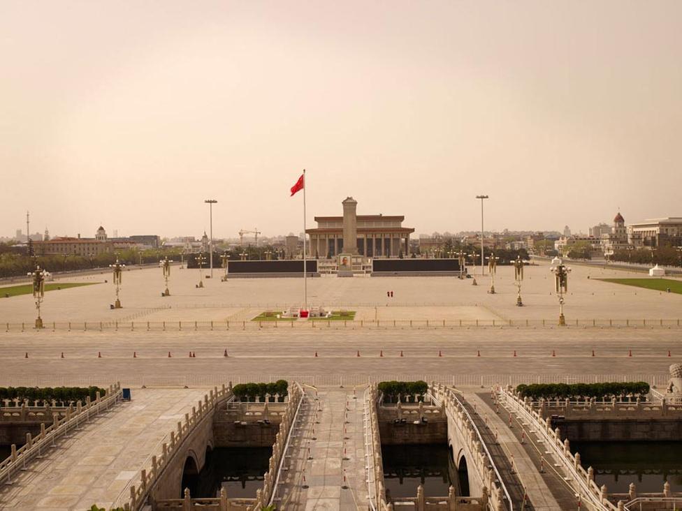 Tienanmen tér, Peking