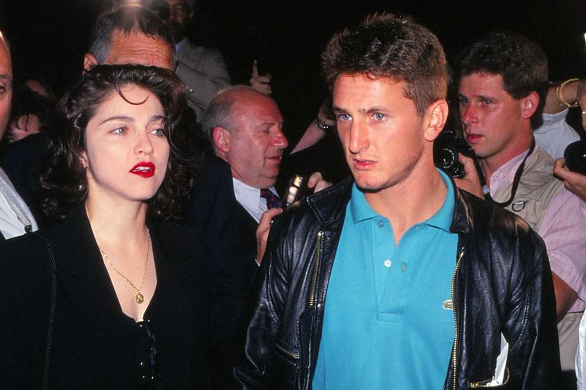 Madonnáról és Sean Pennről intim dolgot leplezett le a színész: az énekesnő sosem bocsátotta ezt meg neki