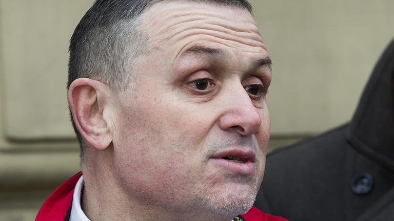 Megijedt a bíróságon Lagzi Lajcsi egy koronavírus-gyanús vádlott miatt