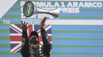 Van, amiben Hamilton még fényévekre van Schumachertől