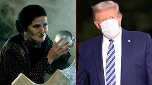 Több amerikai boszorkány is úgy érzi, hogy az ő átka miatt kapta el Trump a koronavírust
