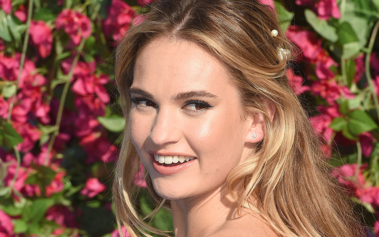 lily-james